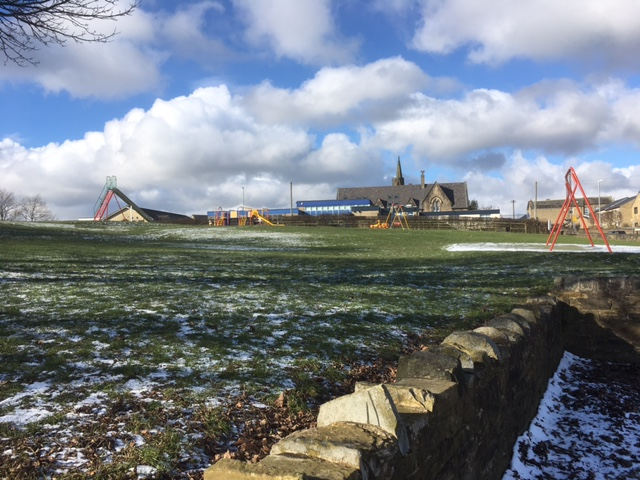 Clifton Park in Feb